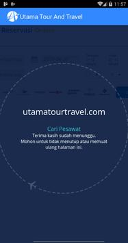 Utama Tour & Travel screenshot 3