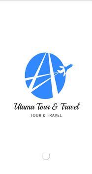 Utama Tour & Travel poster
