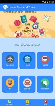 Utama Tour & Travel screenshot 2