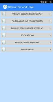 Utama Tour & Travel screenshot 5