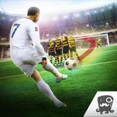 Strike Soccer 2018 Free Kick icon
