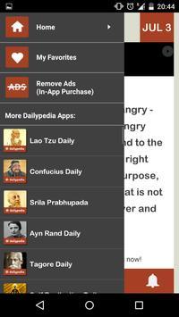 Aristotle Daily screenshot 6