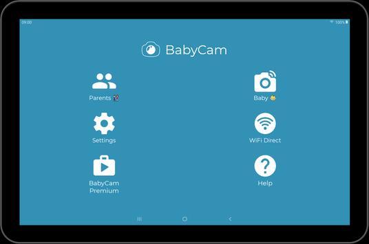 BabyCam تصوير الشاشة 8
