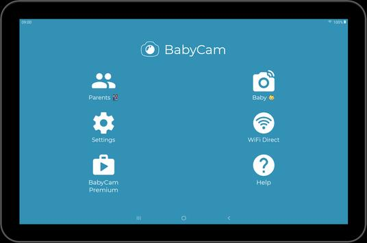 BabyCam تصوير الشاشة 9