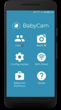 BabyCam Cartaz