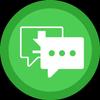 Icona W Dual Messenger - Clone WA Messenger