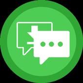 W Multi Messenger - WA Web (Whats Web Scan) ícone