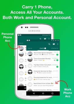 3 Schermata W Dual Messenger - Clone WA Messenger