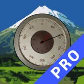 Accurate Altimeter PRO simgesi