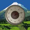 सटीक Altimeter आइकन