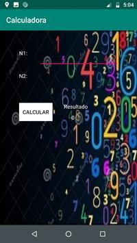 Calculadora screenshot 1