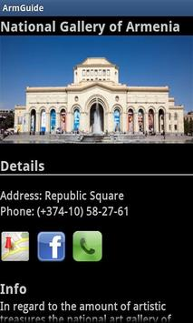 ArmGuide - Armenia - Yerevan screenshot 6