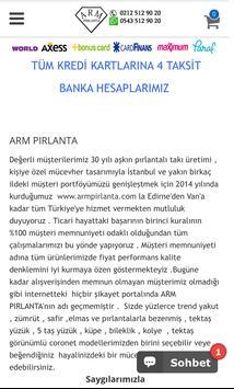 ARM PIRLANTA poster