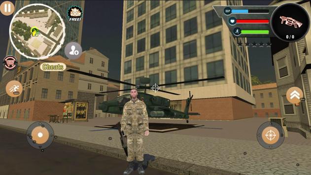 Special Ops Impossible Army Mafia Crime Simulator screenshot 5