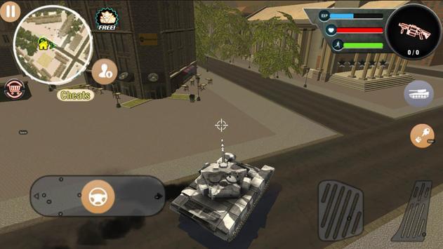 Special Ops Impossible Army Mafia Crime Simulator screenshot 1
