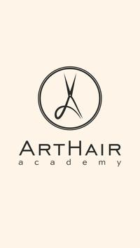 Beauty academy ArtHair poster