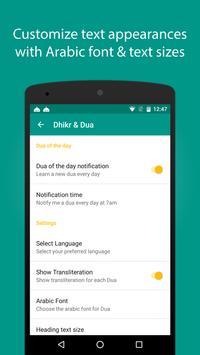 Dhikr & Dua screenshot 4