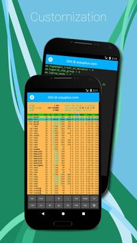 SSH/SFTP/FTP/TELNET Advanced Client - Admin Hands स्क्रीनशॉट 4