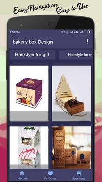 bakery box Design screenshot 1