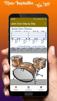 Learn Drum Step by Step poster
