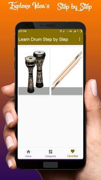 Learn Drum Step by Step screenshot 1
