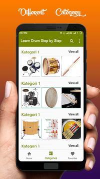 Learn Drum Step by Step screenshot 2