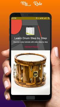 Learn Drum Step by Step screenshot 4