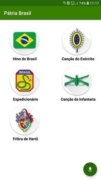 Pátria Brasil Free screenshot 1