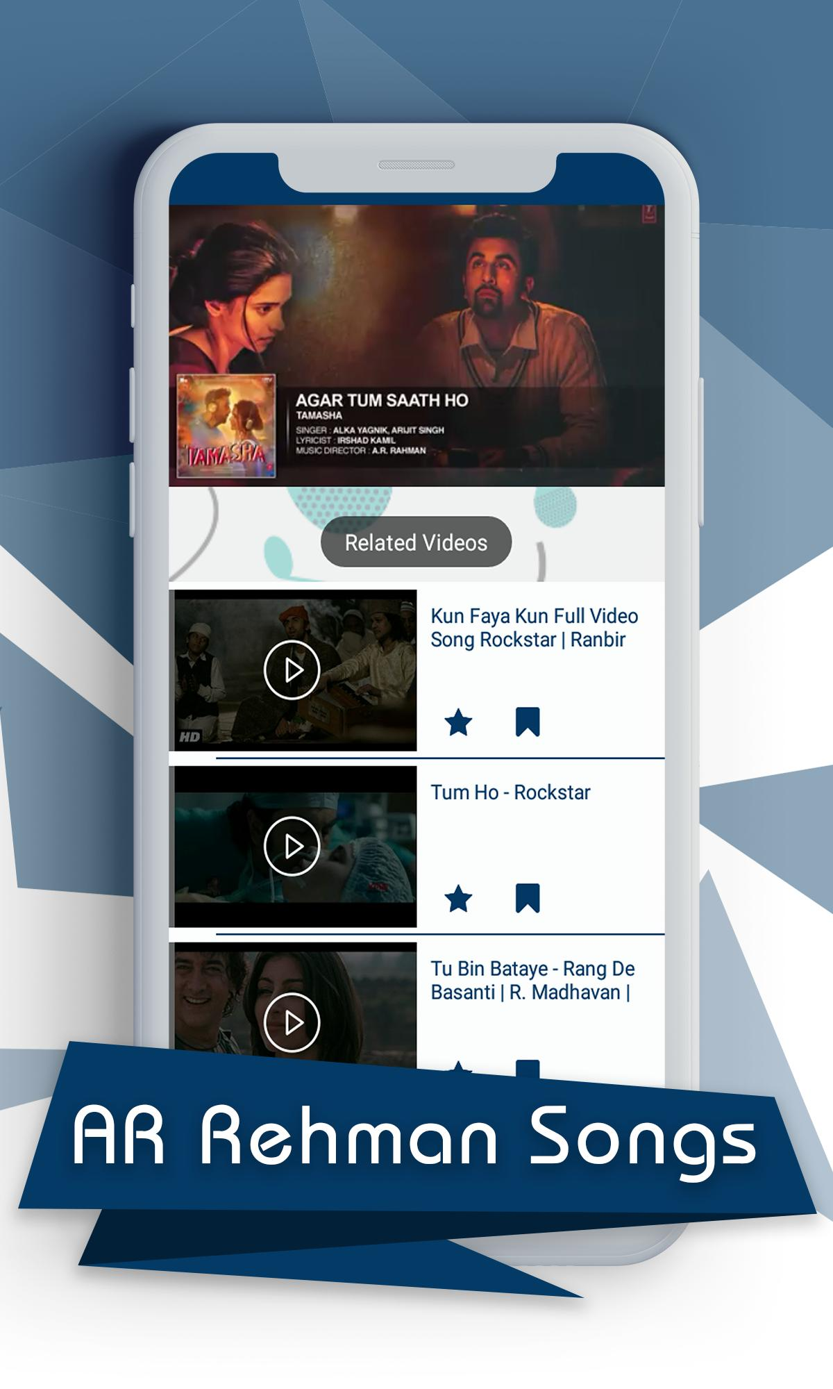 A R Rahman Video Songs For Android Apk Download