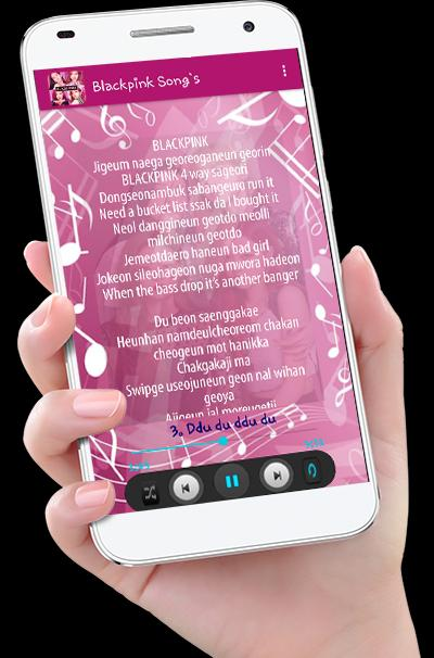 Blackpink Song's plus Lyric for Android - APK Download