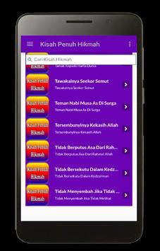 Kumpulan Kisah ISLAM screenshot 7
