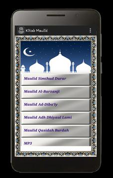 Kitab Maulid screenshot 2