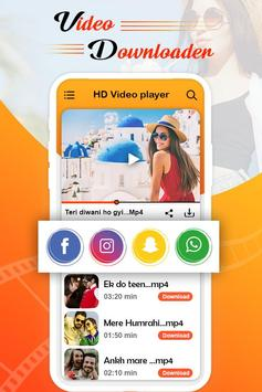 Latest HD Video Downloader : Free Watch 2019 Movie screenshot 3