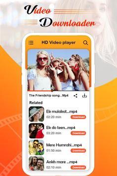 Latest HD Video Downloader : Free Watch 2019 Movie screenshot 1