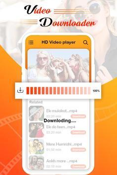Latest HD Video Downloader : Free Watch 2019 Movie screenshot 2