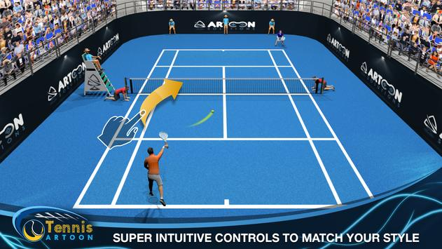 Tennis screenshot 11