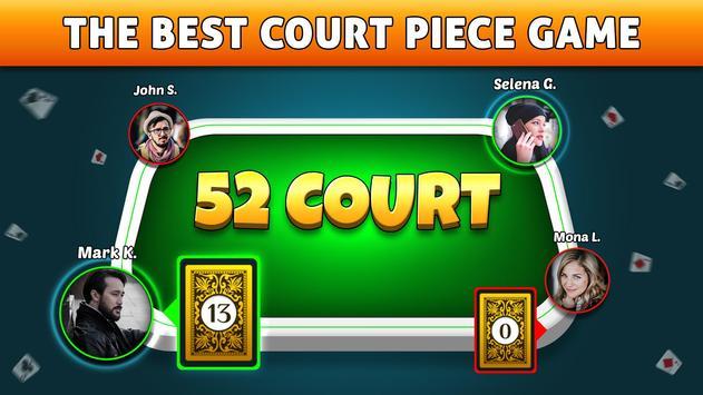 Court Piece screenshot 9