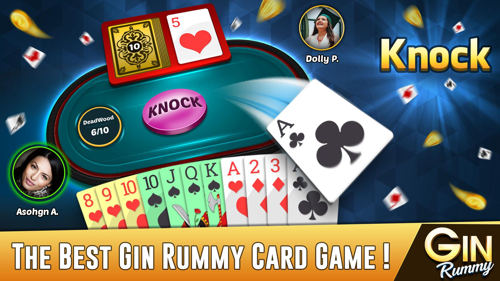 Gin Rummy For Android Apk Download