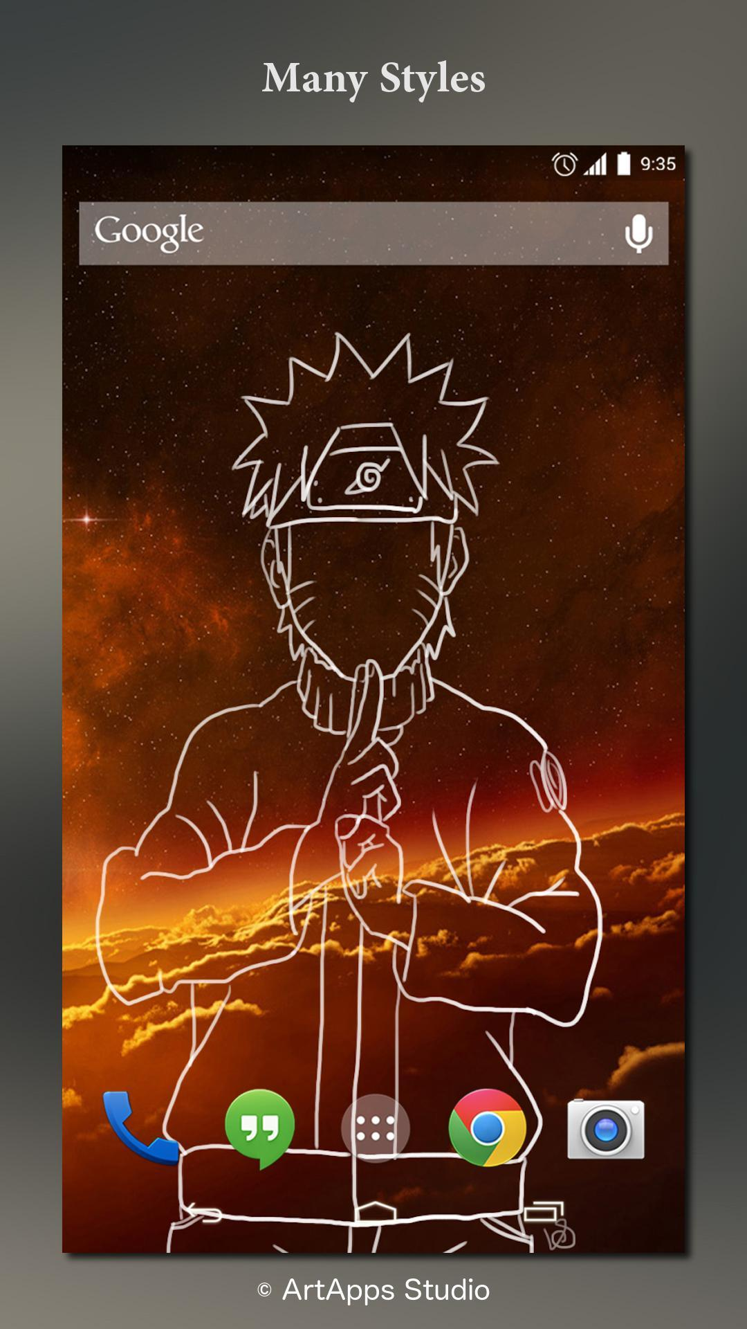 Anime Naruto Wallpapers Hd For Android Apk Download
