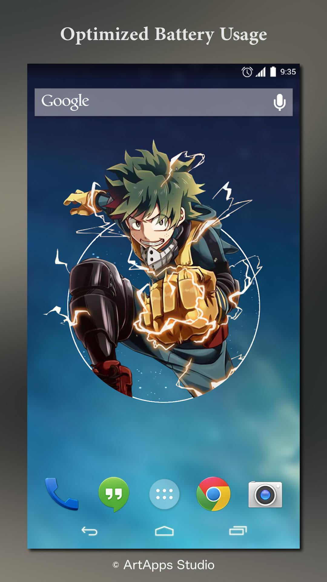 Cool Academia My Hero Wallpapers Hd For Android Apk Download