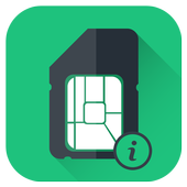 Sim & Contact Details icon
