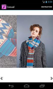 Scarf Fashion Designer 截圖 5