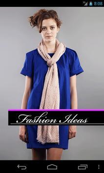 Scarf Fashion Designer 海報