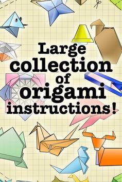 Origami Instructions 포스터