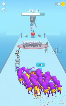 Crowd Fight 3D screenshot 16