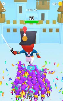 Crowd Fight 3D screenshot 10