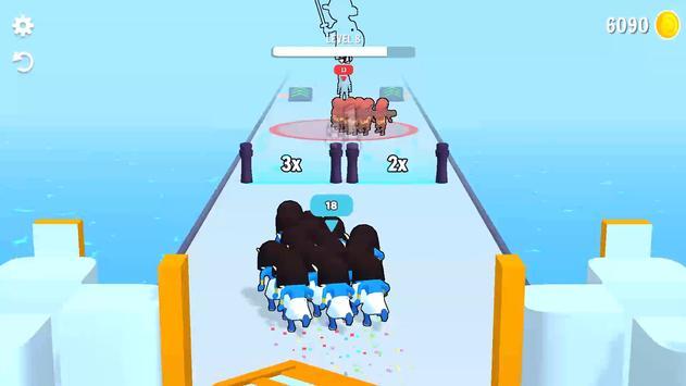 Crowd Fight 3D screenshot 7