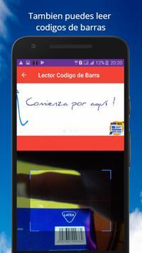 QR Code and Barcode Reader screenshot 1