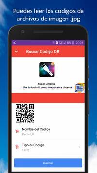 QR Code and Barcode Reader screenshot 2