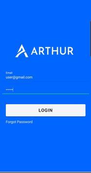 Arthur Online Tenant poster